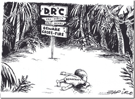 Democracy in DRC