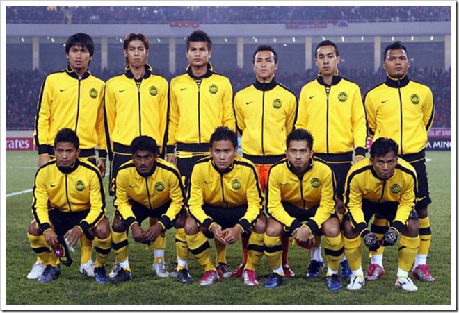 Malaysian-Football-Team-2011