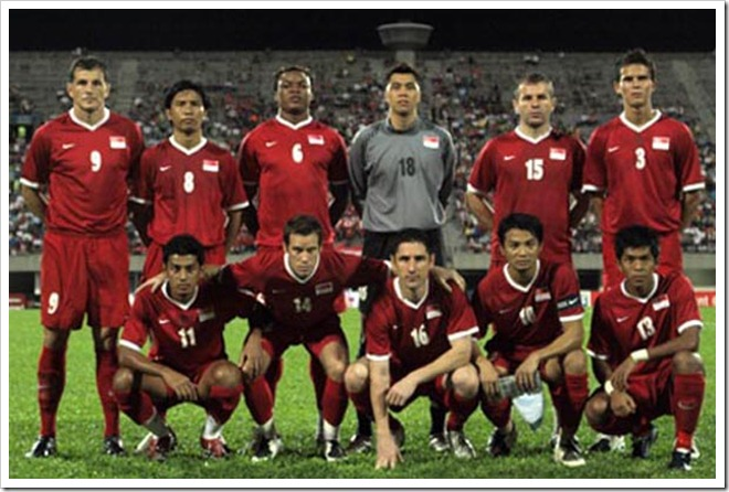 Singapore-National-Football-Team
